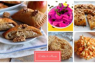 5 szuper almás recept