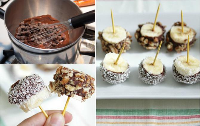 egészséges mikulás csomag csoki banán