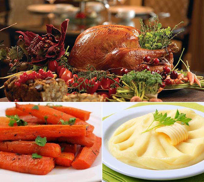 Hálaadás diétás sült pulyka recept