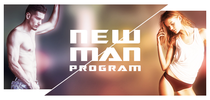 new man program diéta