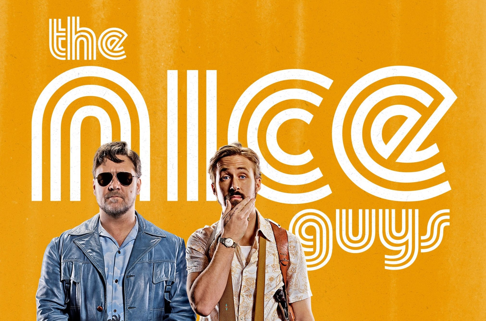 Rendes fickók (The Nice Guys, 2016)
