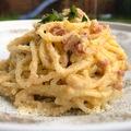 Carbonara spagetti