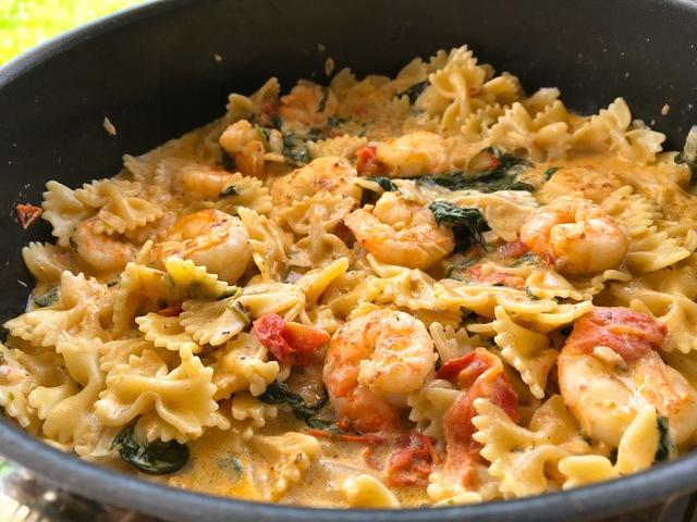 Tuscan feeling pasta
