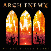 Arch Enemy: As The Stages Burn! CD/DVD (2017)