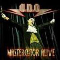 U.D.O.: Mastercutor Alive DVD (2008)