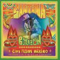 Santana: Corazón - Live From Mexico CD/DVD (2014)