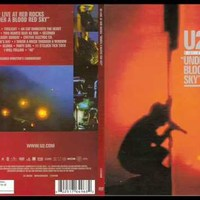 U2: Live At Red Rocks DVD (2008)