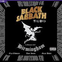 Black Sabbath: The End - DVD/CD (2017)