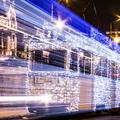 Karácsonyi Fényvillamos a net sztárja