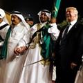 Trump unalmas Közel-Kelet-politikája