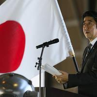 Japán: Az évtized kormányfői beszéde elé