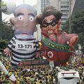 Brazília: Súlyos válságban az ország
