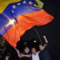 Fülkeforradalom Venezuelában