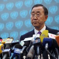 Ban Ki-moon maradna az ENSZ élén