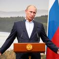 Vlagyimir Putyin, a nemzetközi együttműködés új