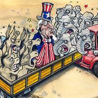 A politikai óvodások kora