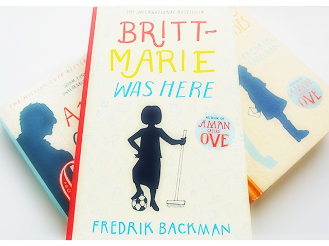 Britt – Marie jött, és ment