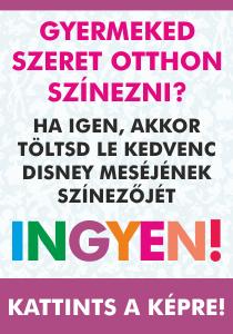 974eea98ce Tudtad, hogy Dukai Regina is imádja? - Kreatív Disney Blog