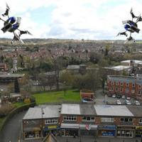 Már a bűnözők is drónokkal háborúznak