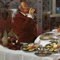 Salvador Dalí ritka, erotikus vintázs szakácskönyve (via xmiss)