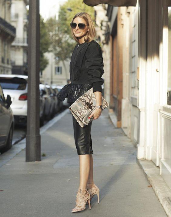 Az Aquazzura időről időre együttműködik hírességekkel - Olivia Palermo is besegített a tervezésbe.<br />Forrás: Pinterest