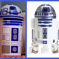 Star Wars R2D2 szemetes kuka