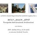 Múlt, jelen, jövő - Veszprém belvárosának átváltozásai