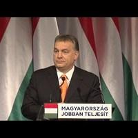 2014.02.16: Orbán Viktor évértékelője