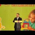 2013.04.19: Orbán Viktor LEGO üzemet avatott