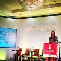 Meghívott előadóként a Media Hungary 2017 Konferencián