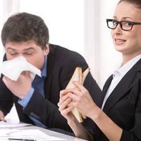 Nem lehetek beteg a munkahelyemen?!