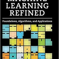 }FULL} Machine Learning Refined: Foundations, Algorithms, And Applications. energi ponemos Birch Magna mineiro sobre