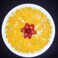 Őszibarackos epres mascarpones pite