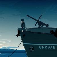 A tévében debütál egy új animációs kisfilm, az Ungvár