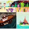 Szeiler Péter újra animációs sorozatot készít