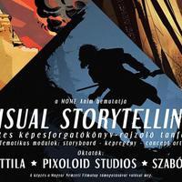 Visual Storytelling képzés indul a MOME-n