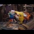 Elkészült az első stop motion Adventure Time epizód