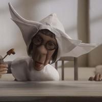 Ismét észt animációk a Művész moziban