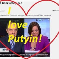 Bejelentkezett a Hír TV is Putyin prosztatájára