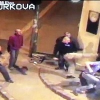 Neonáci terror Nyitrán