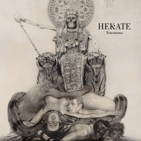 HEKATE - Totentanz CD (Auerbach/Prophecy, 2018)