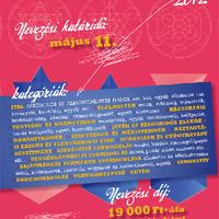 Pakk csomagolásdizájn-verseny 2012