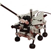 Hatlábú járkáló robot-bogár