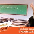 A titkos Fidesz-program. Fizetős középiskola és a többi