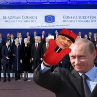 Az EU rezsit csökkent, Orbán hisztizik