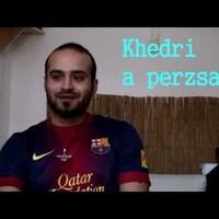 Khedri a perzsa 2013