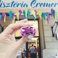 CSAK SEMMI HISZTI, CREMERIA NYÍLT BUDAPESTEN (Ice cream by Hisztéria Cremeria along Andrássy Avenue, Budapest)