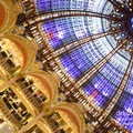 DRFRANCIART: GALERIES LAFAYETTE (Galeries Lafayette under the Dome in Paris)