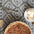 DRKONYHART: GRILLÁZSOS DIÓ TORTÁCSKA (Brittle walnut tart)