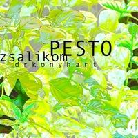 DRKONYHART: BAZSALIKOM PESTO (Basil pesto recipe)